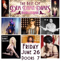 The Best of Dem Damn Dames Burlesque