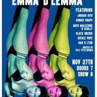 Emma D'Lemma Fundraiser