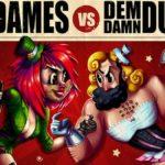 Damn Dudes vs Damn Dames