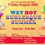 Wet Hot Burlesque Summer
