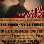 The Really Really Evil Show REDUX!