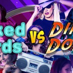 Naked Nerds VS Dirty Dorks